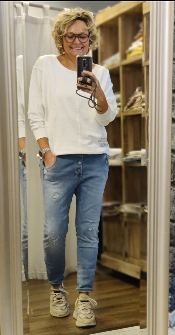 211-1246-144 Elias Rumelis Jeans Lucia Magic Blue
